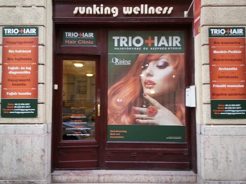 Trio Hajgyógyászat