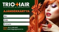 hajgyógyász-ajándékkártya